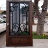 Wrought Iron Safety Doors Handel Manufacturers in Faridabad