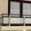 Stainless Steel Brass wooden Railing And balcony Manufacturers in Faridabad