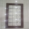 Stainless Steel And Wrought iron Window Grill Manufacturers in Faridabad